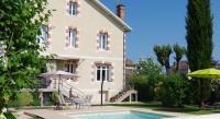 tourisme Saint Aubin de Lanquais Maison d'Hôtes La Villa Corisande