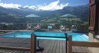 tourisme Villars Colmars Chalet les Moineaux Chambres d'Hôtes