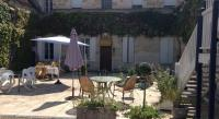tourisme La Réole Chambres d'Hôtes Domaine les Massiots