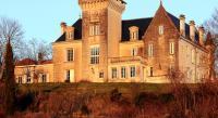 Chambre d'Hôtes Saint Paul Lizonne Chambres d'Hôtes Château de Bellevue