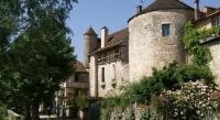 Chambre d'Hôtes Môlay Côté-Serein - Chambres de la Tour Cachée