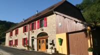 tourisme Nans sous Sainte Anne Chambres d'Hôtes des Fées