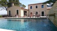 tourisme Lagnes Chambres d'hôtes la Villa Dupont d'Avignon