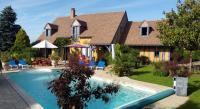 tourisme Étival lès le Mans Chambres d'Hôtes La Bréachère