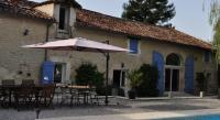 Chambre d'Hôtes Saint Paul Lizonne Chambres et Tables d'Hôtes La Grange Au Bois