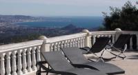 tourisme Antibes Chambres d'Hôtes Vue Mer L'Estérel Panoramique