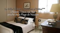 tourisme Royan Chambre d'Hôtes Villa L'Olivier