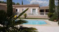 tourisme Barjols Chambres d'Hotes Villa L'Olivière