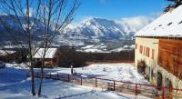 Chambre d'Hôtes Hautes Alpes Comme un écrin... Chambres et table d'hôtes