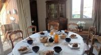 tourisme Port en Bessin Huppain Chambres d'hotes du creulet