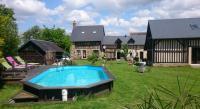 tourisme Landivy La Gerbaudiere Chambres - Tables d'Hôtes