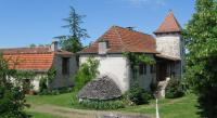 tourisme Villefranche de Rouergue Chambres d'hôtes Pech Blanc