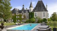 Chambre d'Hôtes Parcoul Chateau Le Mas de Montet