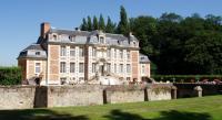 Chambre d'Hôtes Saint Martin Saint Firmin Chateau De Saint-Maclou-La-Campagne