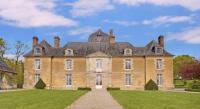 Chambre d'Hôtes Bourgbarré Château Du Bois Glaume