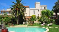 tourisme Ensuès la Redonne Villa Valflor