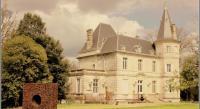 Chambre d'Hôtes Calignac Château de Lagravade