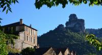 Chambre d'Hôtes Saint Saturnin Ermitage de Peyreleau