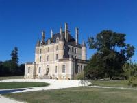 Chambre d'Hôtes Chavagnes les Redoux Château De Puybelliard