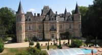 tourisme Sainte Cécile Château de Mesnard