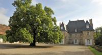Chambre d'Hôtes Gite de France Thiel sur Acolin Château du Riau
