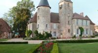 Chambre d'Hôtes Bagneux Château de Clusors