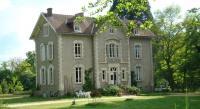 Chambre d'Hôtes Voussac Château la Perche