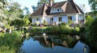 Chambre d'Hôtes Gerberoy Le Jardin de Marie-Jeanne