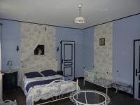 CHAMBRES D'HOTES LA GAUGANAISE-chambre-St-Francois