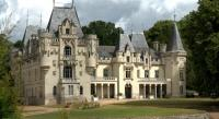 tourisme Saumur Chateau de Salvert - Gites