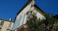 tourisme Uzeste Les Hortensias du Rempart