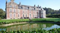 Chambre d'Hôtes Clévacances Le Translay Château de Behen
