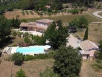 tourisme Aiguines Villa Les Lavandes