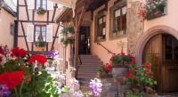 tourisme Rhinau La Griffe à Foin au Restaurant raisin D'or