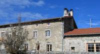 Chambre d'Hôtes Saint Jean d'Aubrigoux La Ferme des Genets