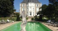 Chambre d'Hôtes Sornay Château de Prety