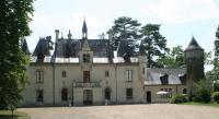 tourisme Parnay Château de Nazé