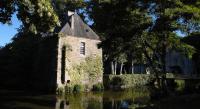 Chambre d'Hôtes Le Horps Château de la Cour - Logis St Bômer