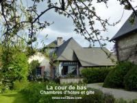 Chambre d'Hôtes Basse Normandie La Cour de Bas