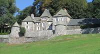tourisme Taussac Château du Puech
