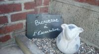 Chambre d'Hôtes Cuverville sur Yères L'Escarbotine