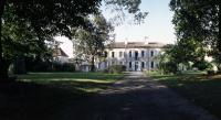 tourisme Lencouacq Château du Prada