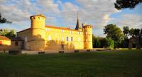 Chambre d'Hôtes Le Bousquet d'Orb Château de Jonquières - Hérault