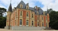 tourisme Brinay Château de la Plaudière