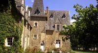 tourisme Saint Saturnin du Limet Chateau de La Motte Daudier