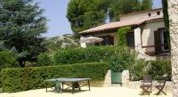 Chambre d'Hôtes Tarascon Villa Montagnette
