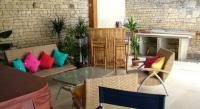 tourisme Cherves Richemont La Maison des Grands Bambous