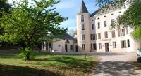 Chambre d'Hôtes Laurac B-B Château Bel Aspect