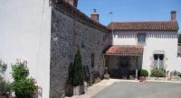 tourisme Saint Hilaire de Loulay Chambre d'hôte du Plessis