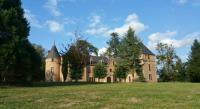 tourisme Treteau Château de Bussolles